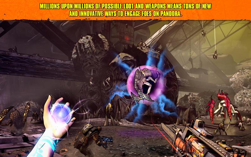 Immagine del gioco Borderlands 2 per Mac