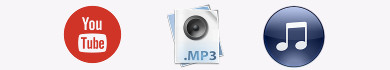 Convertire video da YouTube in MP3 direttamente online