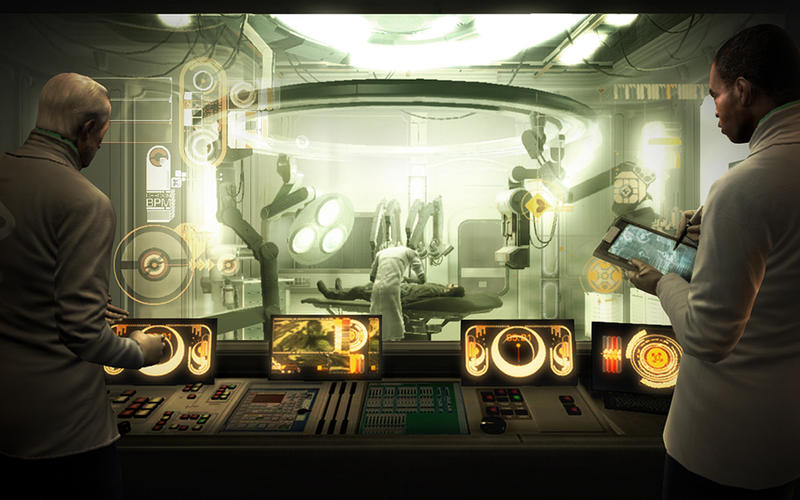 Immagine del gioco Deus Ex: Human Revolution per Mac