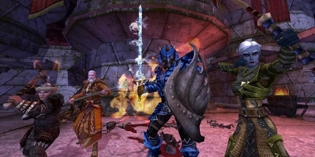Immagine del gioco Dungeons & Dragons Online