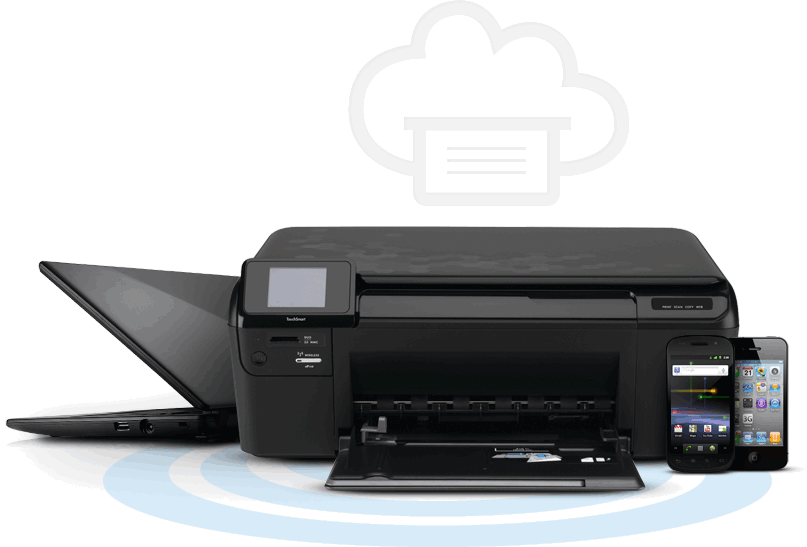 Immagine di una stampante compatibile con Google Cloud Print