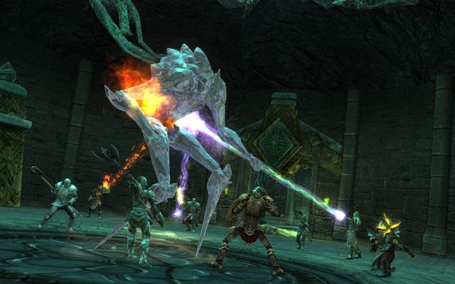 Immagine del gioco RIFT