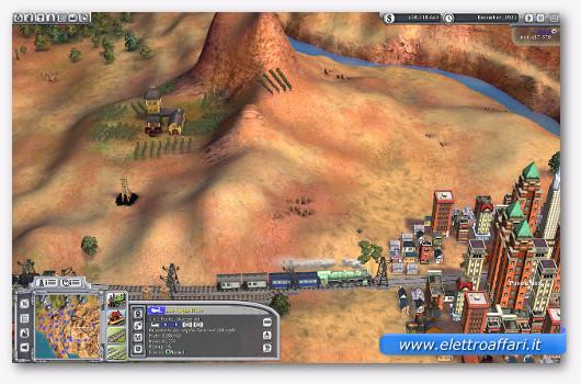 Immagine del gioco di treni Sid Meier's Railroads!