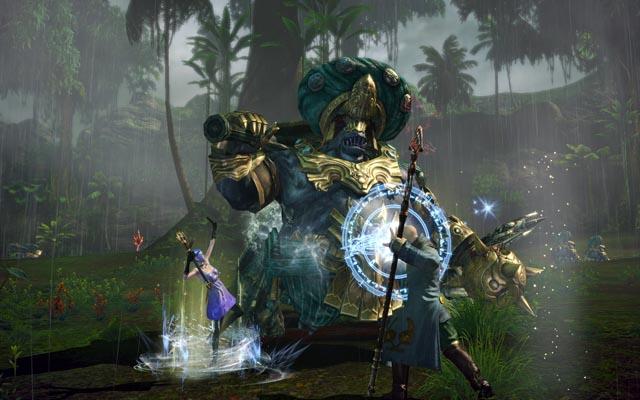 Immagine del gioco TERA Rising