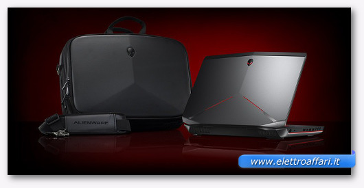 Immagine del notebook Alienware 17