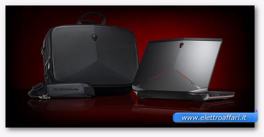 Immagine del notebook Alienware 17