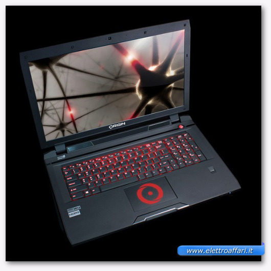 Immagine del notebook Origin EON17-SLX