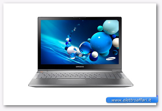 Immagine del notebook Samsung ATIV