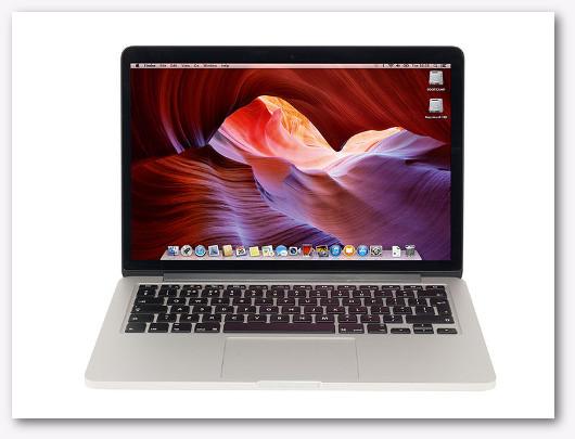 Immagine del portatile Apple Macbook Pro
