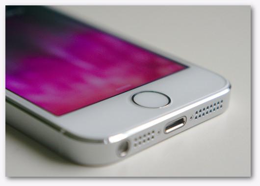 Foto generica di un iPhone