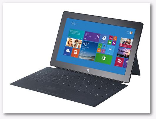 Immagine del portatile Microsoft Surface Pro 2