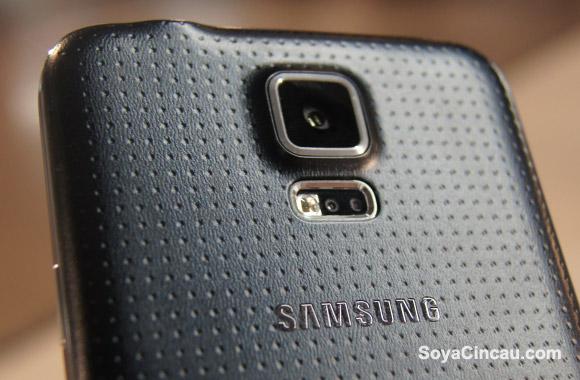 Immagine di un Samsung Galaxy S5