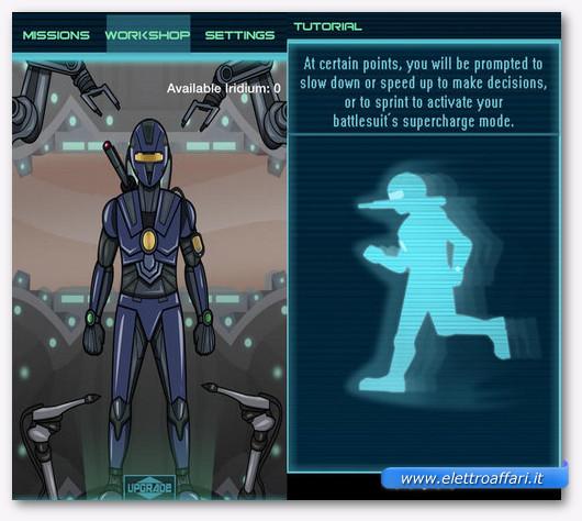 Immagine dell'applicazione Zombies, Run! per iPhone