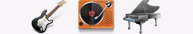 Strumenti musicali virtuali da suonare online e gratis