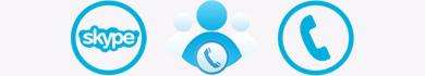Fare telefonate con Skype usando solo il browser