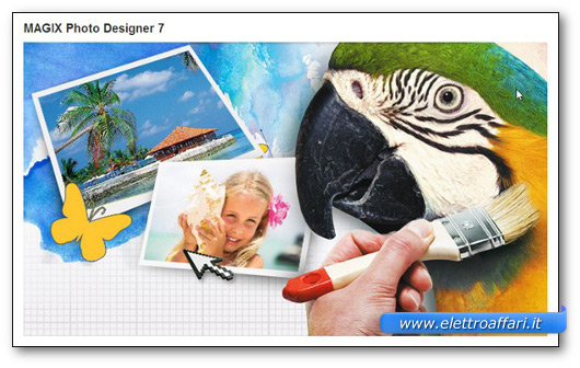 Immagine del programma Magix Photo Designer