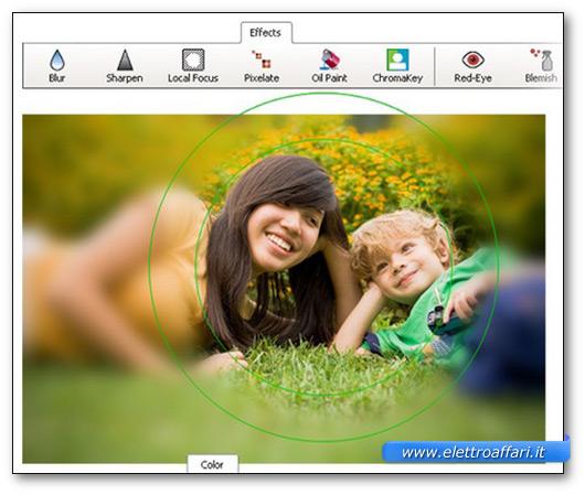 Immagine del programma PhotoPad Image Editor