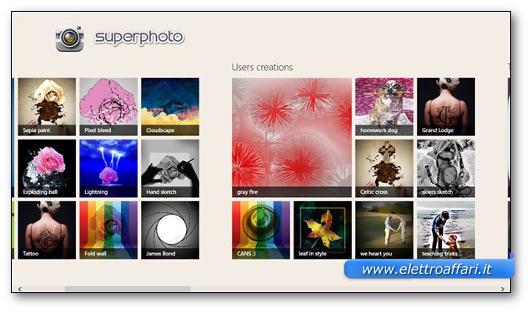 Immagine del programma SuperPhoto