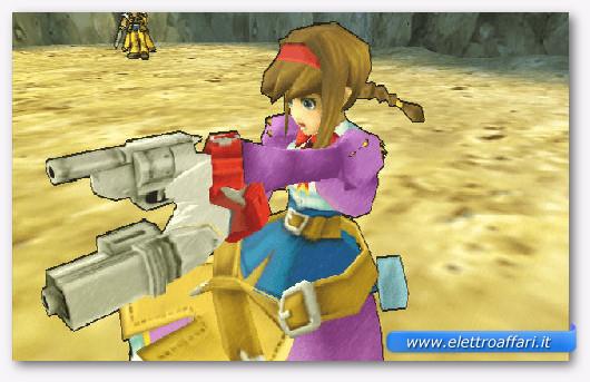 Immagine del gioco Wild Arms 3