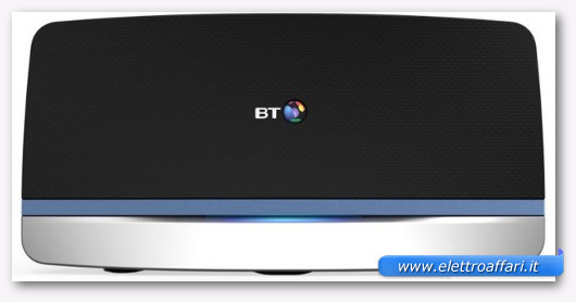 BT Home Hub 5 router wifi