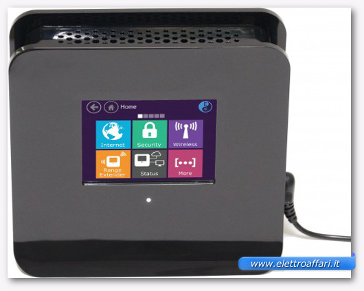 Securifi Almond router review router wifi