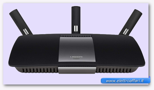 linksys ea6900 dual band wi-fi router