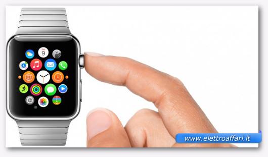 digital crown apple watch