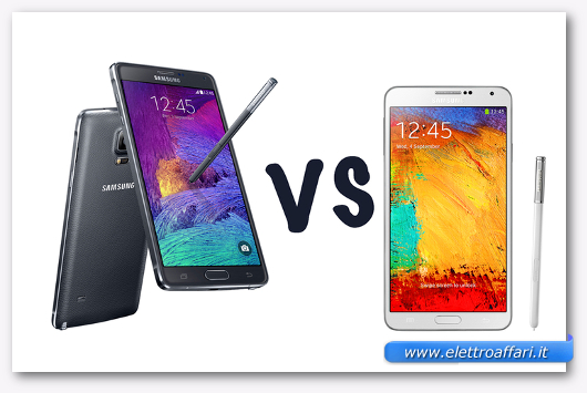 Samsung Galaxy Note 4 vs Galaxy Note 3