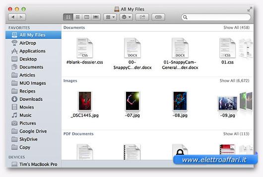 guida mac per utenti windows