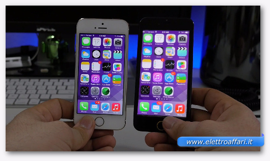 iPhone 6 vs iPhone 5s
