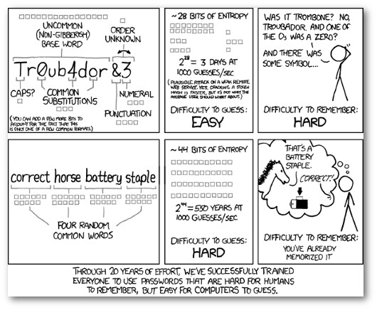 xkcd-password-sicura