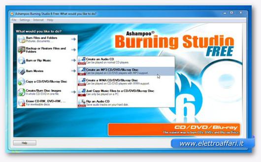 masterizzazione cd