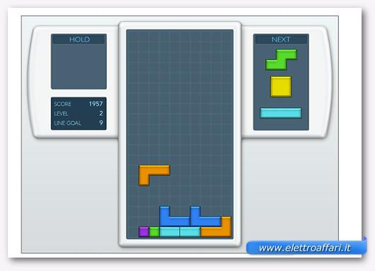 tetris online gratis