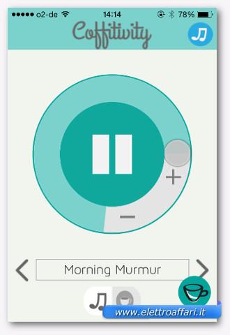 suoni relax per smartphone