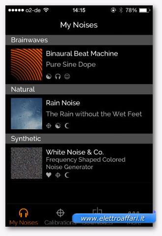 my noises app