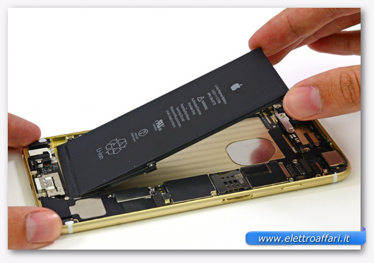durata batteria iphone 6 plus