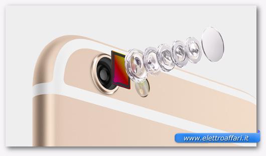 fotografare con iphone 6 plus
