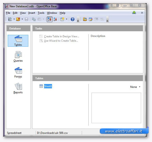alternative gratis a microsoft access