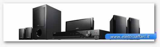 Sony BRAVIA DAV-DZ170