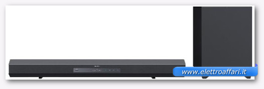 Sony HTCT260H Sound Bar