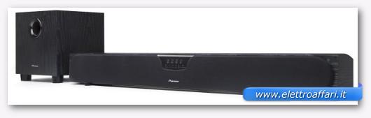 Pioneer SP-SB23W soundbar