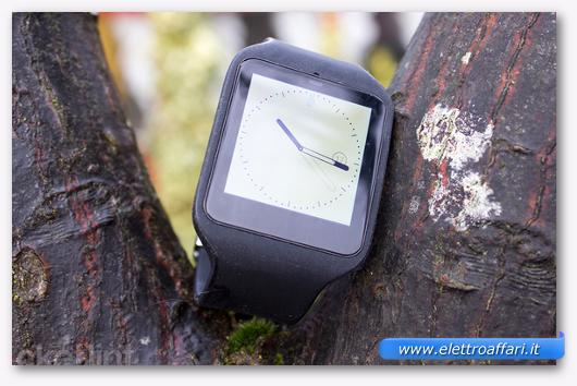 Smartwatch Sony SmartWatch 3