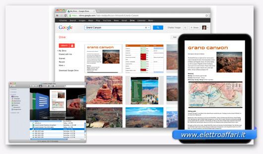 google drive per ipad