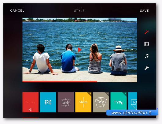 replay video editor per ipad