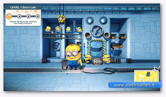 Despicable Me: Minion Rush per windows 8.1