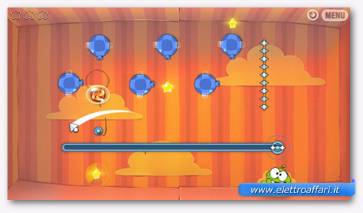 Cut The Rope per windows 8.1
