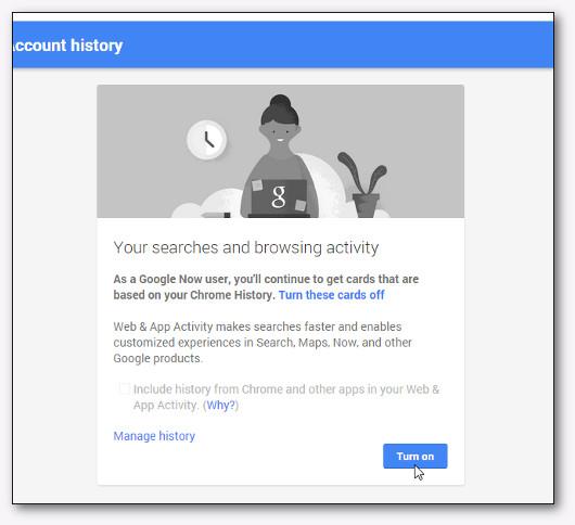 inserimento di google nella storia delle ricerche