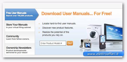 manuali online