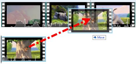 inserimento frame video
