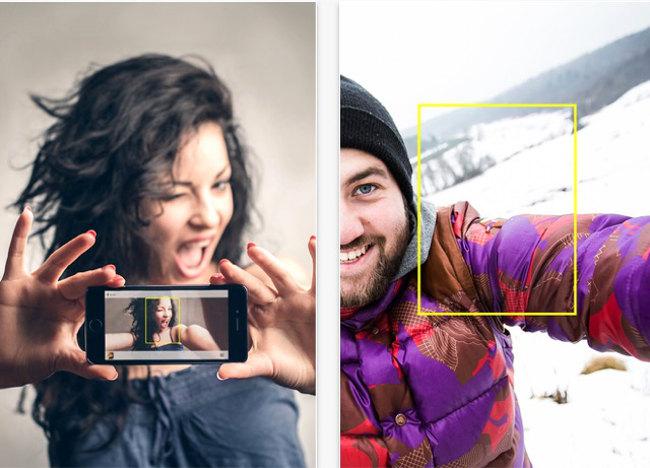 app selfie per i panorami